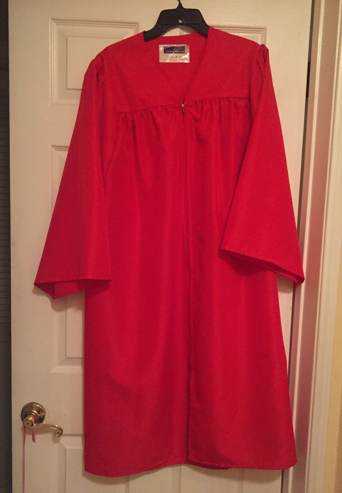 Gown Red
