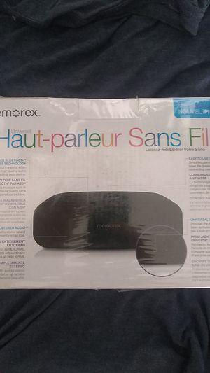 Wireless Speaker bluetooth MEMOREX for Sale in Orlando, FL