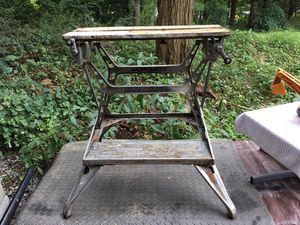 Black and Decker WorkMate folding work table for Sale in Fairfax, VA