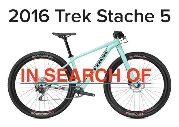 ISO: 2016 TREK STACHE (SMALL) for Sale in Phoenix, AZ - OfferUp