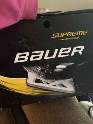 Bauer hockey skates for Sale in Darnestown, MD