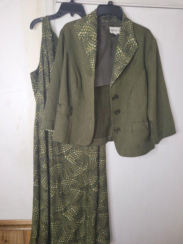 Studio 1 2pc Dress Suit