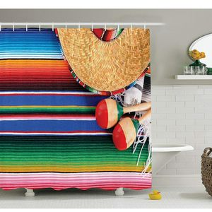 Mexican Style Shower Curtain For Sale In Egg Harbor City NJ