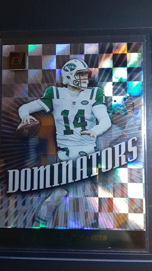 Photo Sam darnold Dominators checker board