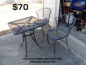Carolina Forge Wrought Iron Pinecrest