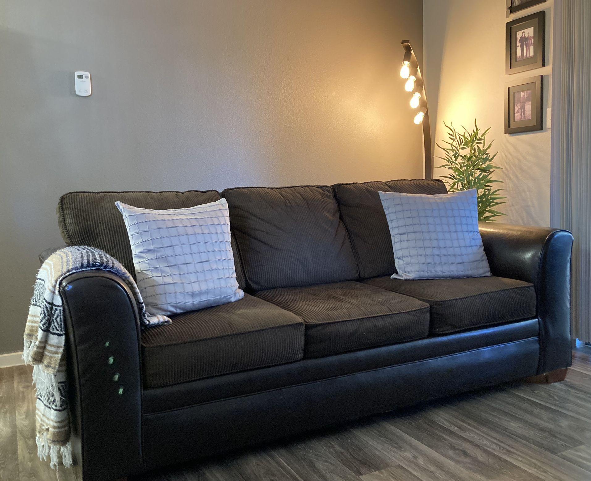 Gently Used Sofa
