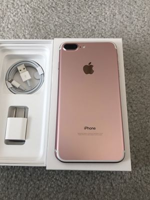 iPhone 7 Plus 128 GB unlocked for Sale in Herndon, VA
