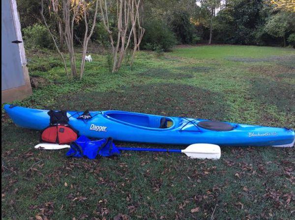Retractable Skeg Kayak