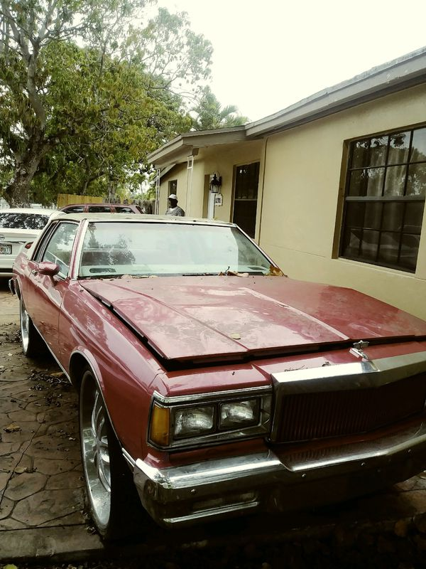 Chevy caprice 2 door for Sale in North Miami Beach, FL - OfferUp