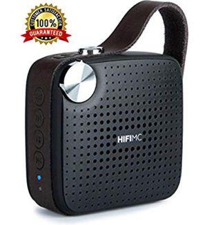 Photo Portable Wireless Bluetooth Speaker - HiFi Micro - Louder Bigger Volume, Premium Sound Quality, Mic, Waterproof, Extended Battery Life