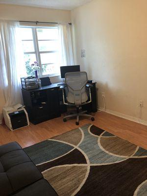 Realspace® Magellan Collection Corner Desk, Espresso for Sale in Miami Beach, FL