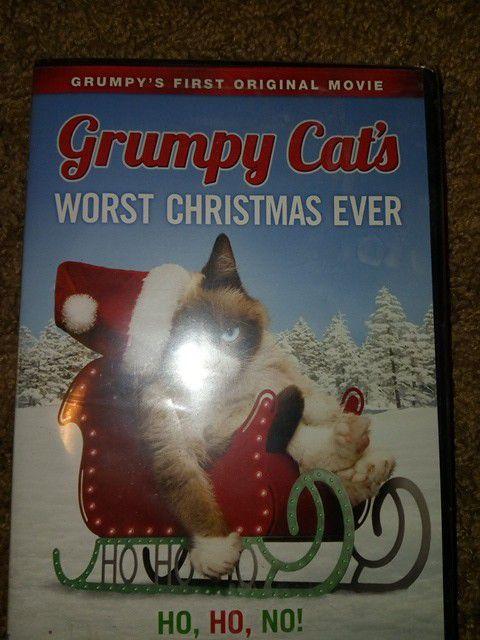 Grumpy Cats Worst Christmas Ever DVD (CDs & DVDs) in Scottsdale, AZ - OfferUp
