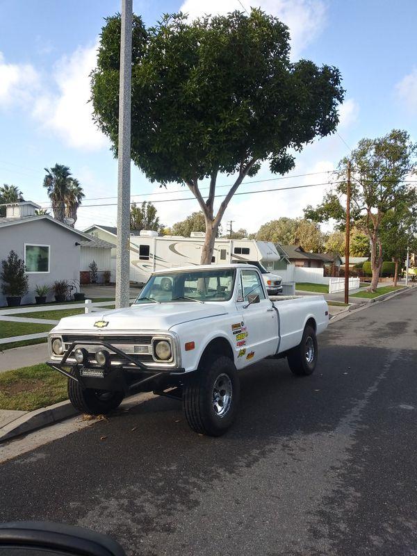 Prerunner For Sale >> Chevy C10 Pickup Truck Prerunner For Sale In Costa Mesa Ca Offerup