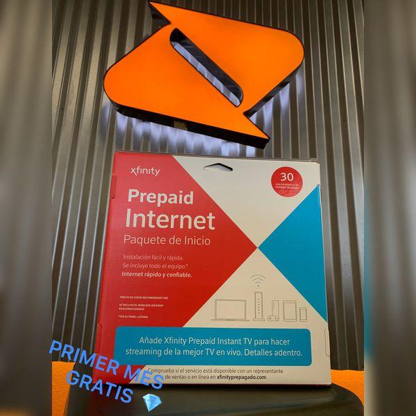Prepaid Internet~ Internet prepagado No CREDIT CHECK, NO CONTRACT, SELF  INSTALLATION for Sale in Homestead, FL - OfferUp