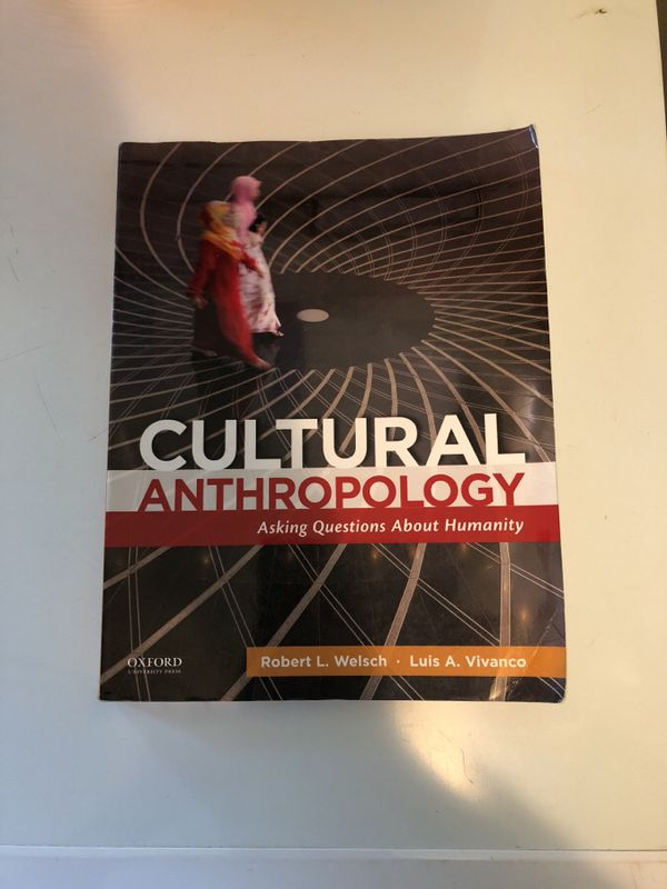 College Textbook For Anthropology For Sale In Devore Hghts Ca Offerup