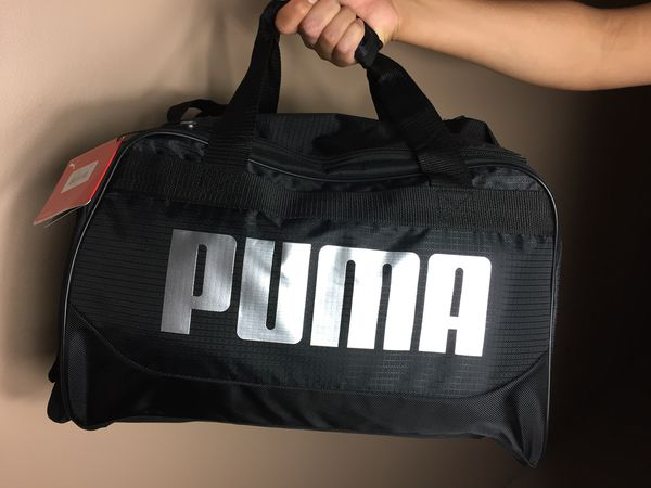 NEW Puma Duffle Bag Black for Sale in San Bernardino a15d1a6fd6886