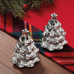 Holiday Tree Salt and Pepper Shaker Set for Sale in Monroe Township, NJ