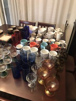 cups and glasses Thumbnail