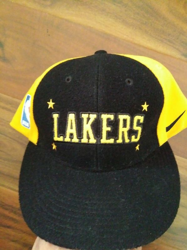 819a6b6dcc Nike Lakers Hat for Sale in Las Vegas