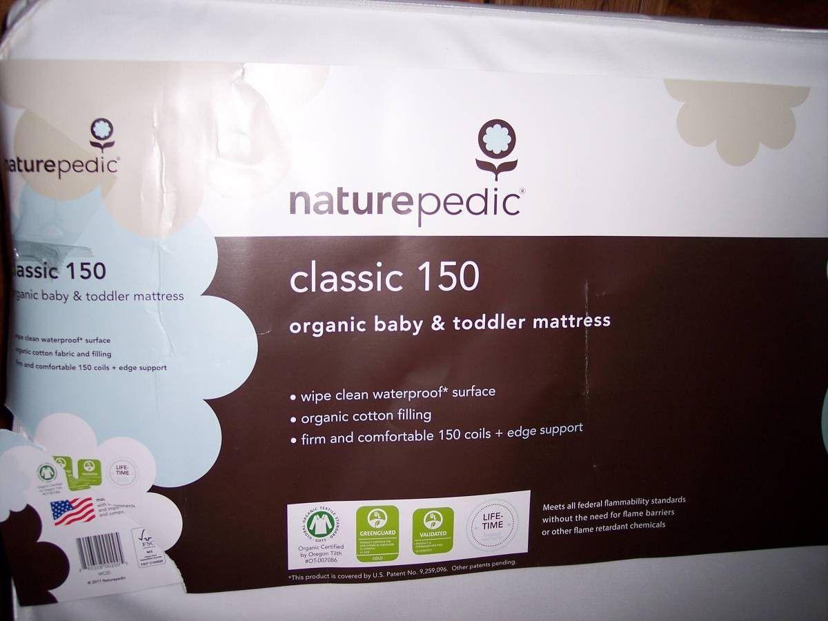 Brand new baby mattress