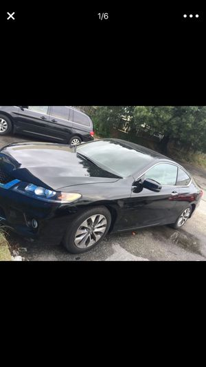 2014 Honda Accord coupe for Sale in Adelphi, MD