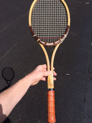 New Wood Tennis Racquet for Sale in Dublin, OH