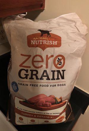RACHAEL RAY (Grain Free) Turkey & Potato Dog Food for Sale in North Chesterfield, VA