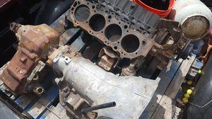 Photo Chevrolet 454 big block engine