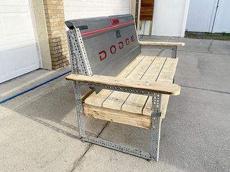 Father's Day Gift! - Dodge Tailgate Bench Thumbnail