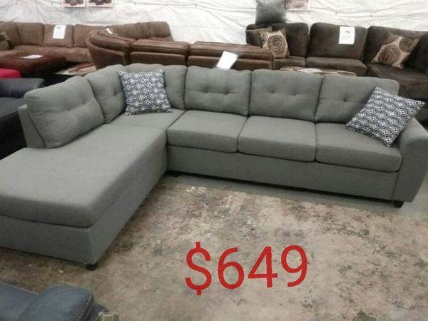 Sectional sofa (Furniture) in San Antonio, TX - OfferUp