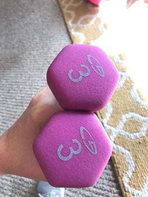 3lb Weights for Sale in Denver, CO