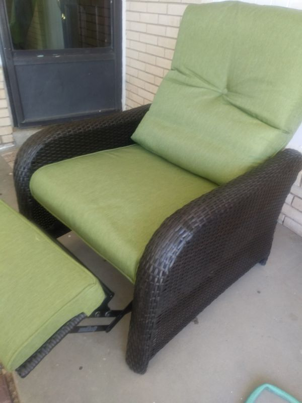 outdoor recliner for sale in el paso tx offerup