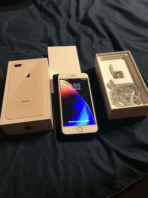 iPhone 8 Plus rose gold for Sale in Nashville, TN