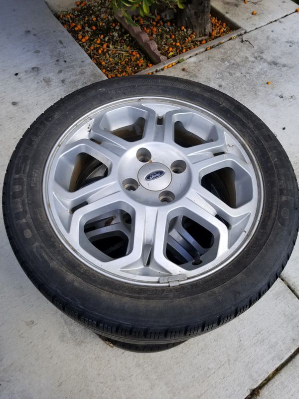 Ford Focus Rims And Tires 4lug For Sale In Sacramento Ca Offerup