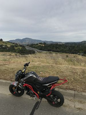 Kawasaki Z125 crash cage for Sale in Walnut Creek, CA - OfferUp