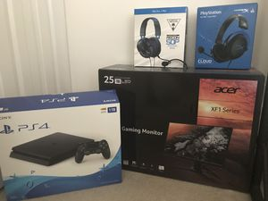 PS4 bundle for Sale in Silver Spring, MD