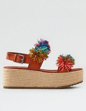 American Eagle sandals platform size 7,8, for Sale in Adelphi, MD