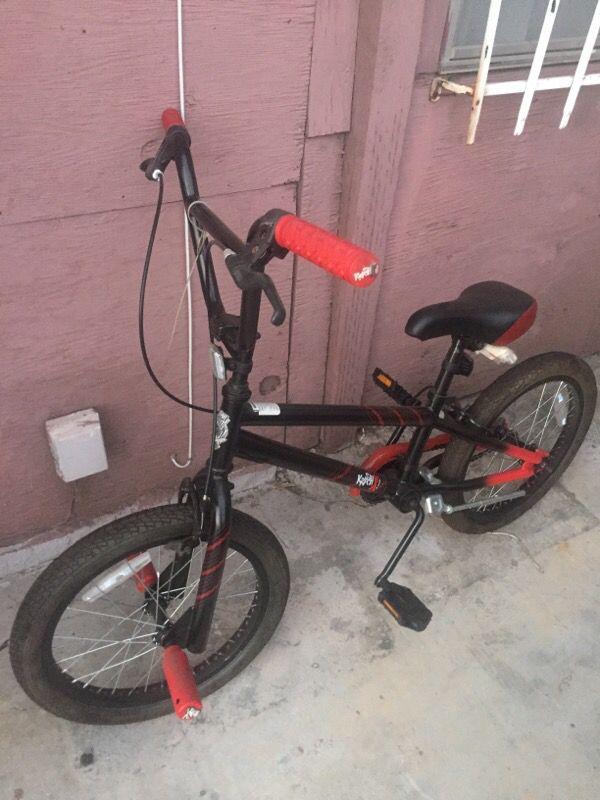 Bici rodado 18