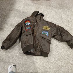 Kids Fighter Pilot Jacket Thumbnail