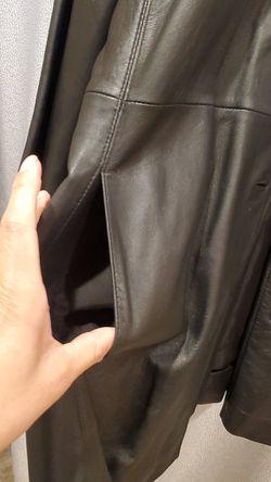 Lether coat Thumbnail