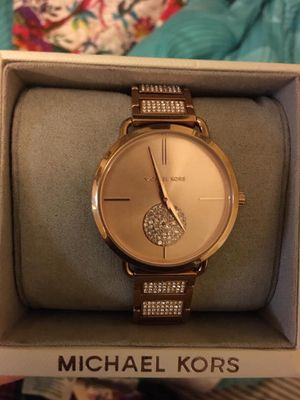 Photo NEW Michael Kors Rose Gold watch