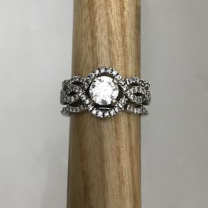 Engagement ring and two wedding bands for Sale in Maitland, FL