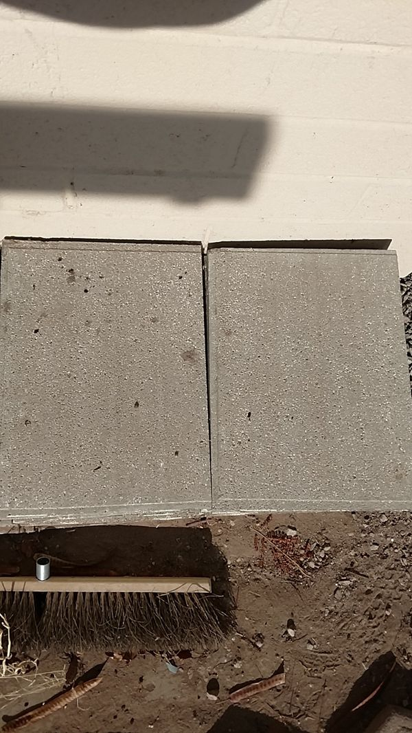 Old Castle Style Pavers Stepping Stone Patio Stones 16 X
