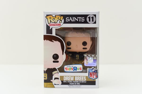 4991477d90a Funko POP! Drew Brees NFL New Orleans Saints  11 for Sale in San ...
