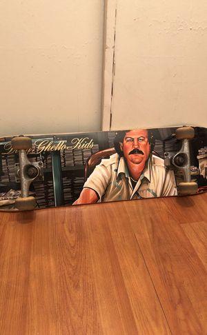 Dgk skateboard(Pablo Escobar) for Sale in Los Angeles, CA