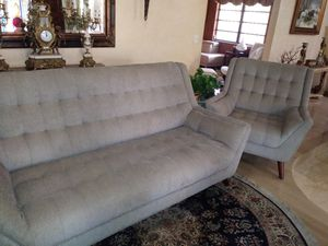 6 PC. MID-CENTURY MODERN LIVING ROOM SET! for Sale in Miami, FL
