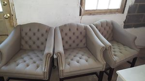 Leather chairs for Sale in Manassas, VA