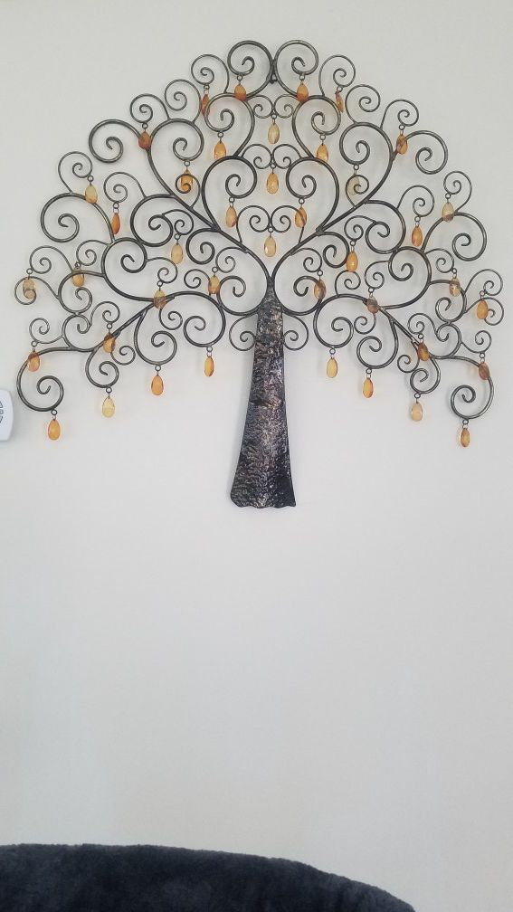 Tree Of Life Wall Metal Art For Sale In Clayton Nc Offerup