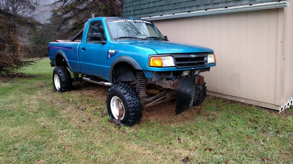 Mud Trucks For Sale >> Ford Ranger Mud Truck For Sale In Koppel Pa Offerup
