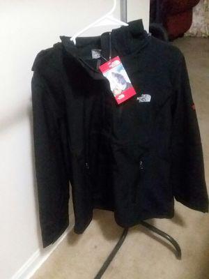 jacket negra nort face XL for Sale in Manassas, VA
